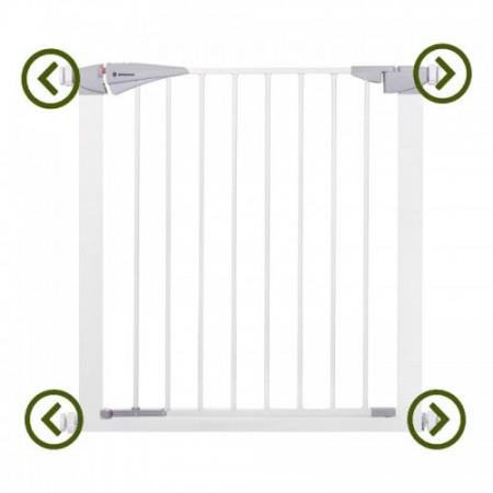 Springos - Poarta de siguranta prin presiune Waly 89-96 cm