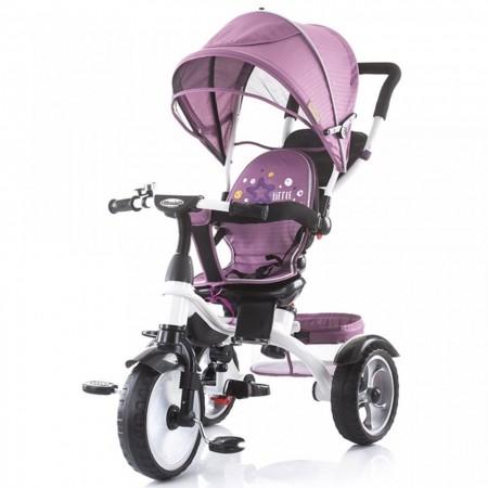 Tricicleta Chipolino Rapido rose pink