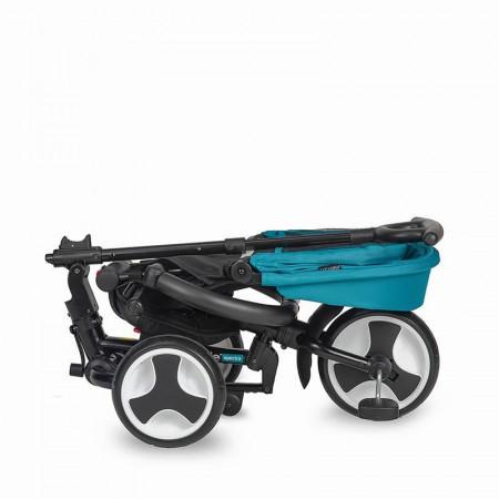 Tricicleta ultrapliabila Coccolle Spectra Air Turquoise Tide
