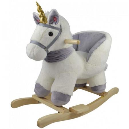 Balansoar muzical Unicornul Stella