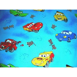 Lenjerie patut Hubners Cars 4 piese albastru