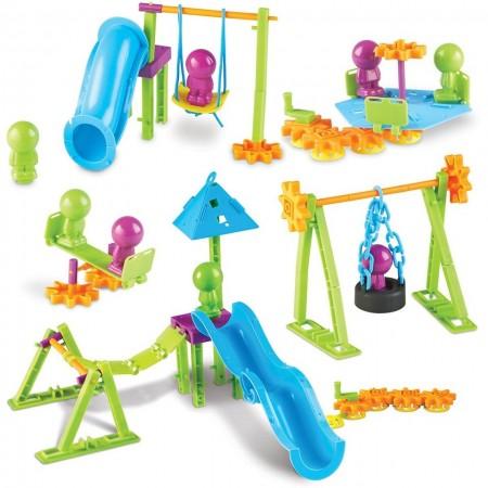 Set STEM - Parcul de distractii