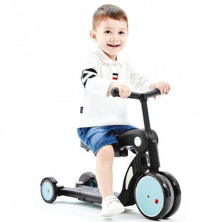 Bicicleta, tricicleta si trotineta Chipolino All Ride 4 in 1 red