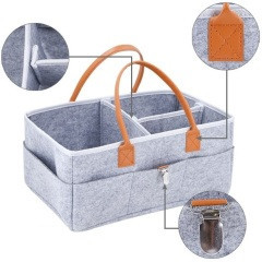 Geanta mamici, organizator scutece si accesorii XL Bambinice BN003