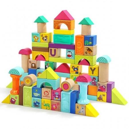 Joc de constructie - Animalute jucause