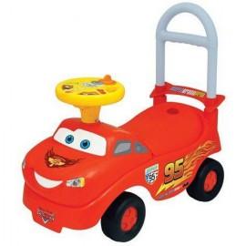 Masinuta cu maner - Racer ride-on car