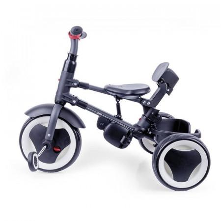 Tricicleta pliabila Qplay Rito Plus Turcoaz
