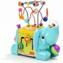 Centru de activitati 5 in 1 - Elefantel