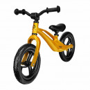 Lionelo - Bicicleta fara pedale Bart Goldie, 12 , Auriu