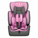Lionelo - Scaun auto copii 9-36 Kg Levi Simple, Candy Pink