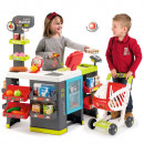 Magazin pentru copii Smoby Maxi Market cu accesorii