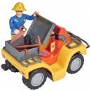 Set Simba Fireman Sam Statie de pompieri Jupiter 2 in 1