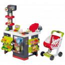 Magazin pentru copii Smoby Super Market cu 42 accesorii