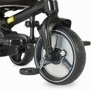 Tricicleta multifunctionala COCCOLLE Alto albastru