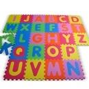 Covor puzzle din spuma Alphabet 26 piese