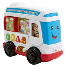 Jucarie Fisher Price by Mattel Laugh and Learn Autobuzul cu sunete in limba romana