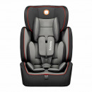 Lionelo - Scaun auto copii 9-36 Kg Levi Simple, Sporty Black