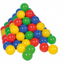 Set 100 bile colorate in gentuta Knorrtoys
