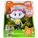 Figurina Smoby 44 Cats Milady 15,3 cm cu sunete si lumini
