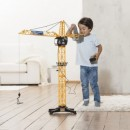 Jucarie Dickie Toys Macara Giant Crane cu telecomanda