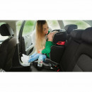 Lionelo - Scaun auto 15-36 Kg, Isofix, Hugo Lether, Black