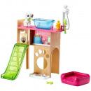Set Barbie by Mattel Estate Cosmetica animale cu accesorii DVX50