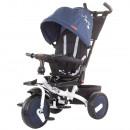 Tricicleta cu sezut reversibil Chipolino Largo cobalt