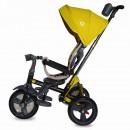 Tricicleta multifunctionala 4in1 cu sezut reversibil Coccolle Velo Mustar