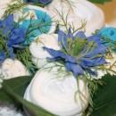 Buchetex mediu - albastru