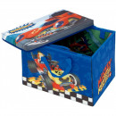 Cutie pentru depozitare jucarii transformabila Mickey Mouse and The Roadster Racers