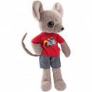Jucarie Plus Dad Mouse 35 cm Depesche PT8871