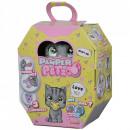 Jucarie Simba Pisica Pamper Petz Cat cu accesorii