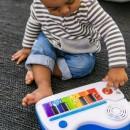 Baby Einstein - Jucarie muzicala 2 in 1 chitara si pian Flip&Riff Keytar