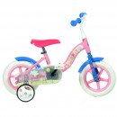 Bicicleta copii 10'' - Purcelusa Peppa