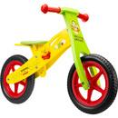 Bicicleta din lemn fara pedale 12 Winnie the Pooh Seven SV9910