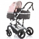 Carucior Chipolino Terra 2 in 1 rose pink