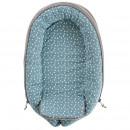 Cuib pentru bebelusi Drops Ocean Blue