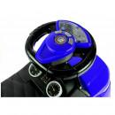 Lean Toys - Masinuta de impins 614W Albastru