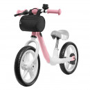 Lionelo - Bicicleta fara pedale Arie, 12″, Bubblegum