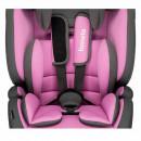 Lionelo - Scaun auto copii 9-36 Kg Levi Simple, Candy Pink