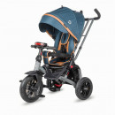 Tricicleta multifunctionala Coccolle Pianti True Blue