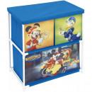 Organizator pentru jucarii cu structura metalica Mickey Mouse and The Roadster Racers