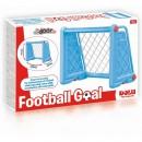 Poarta fotbal pentru copii - Albastra