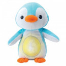 Winfun- Jucarie de plus muzicala cu lumini Pinguin