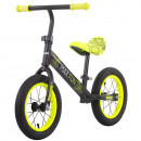 Bicicleta fara pedale Chipolino Max Fun green