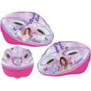 Casca de protectie Violetta Disney Eurasia 35650