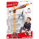 Jucarie Dickie Toys Macara Mega Crane cu telecomanda