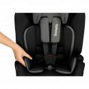 Lionelo - Scaun auto copii 9-36 Kg Levi Simple, Black
