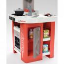 Bucatarie Smoby Mini Tefal Studio rosu