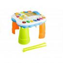 Lean Toys - Masuta de activitati cu telefon pentru copii
